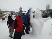 150215ていね雪の祭典①