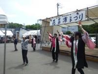 150712大江学園祭花菖蒲祭