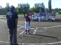 150905北後志少年野球大会