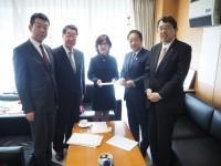 151127北海道総合振興特別委員会申し入れ