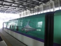 160130北海道新幹線試乗会①
