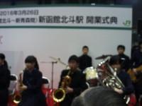 160326北海道新幹線開業③