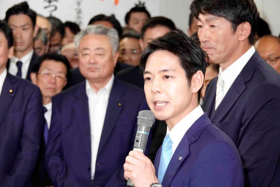 岩本候補事務所開き5