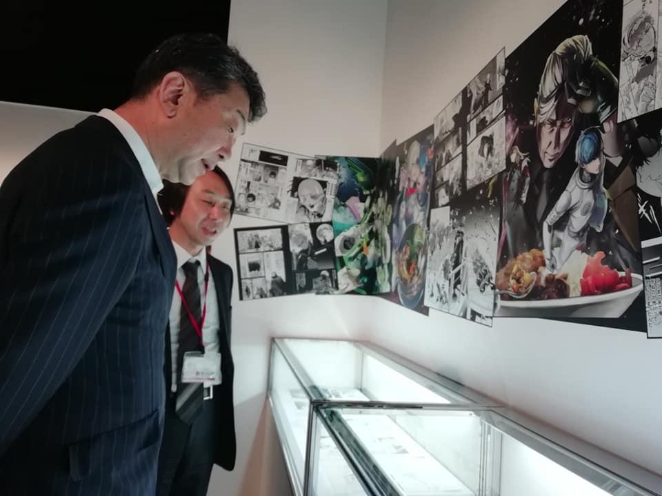 文化庁メディア芸術祭受賞作品展2