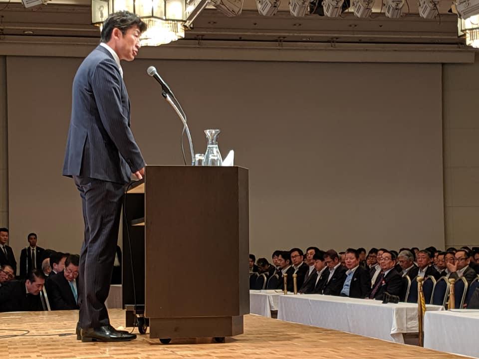 自民党北海道支部連合会第81回定期大会2